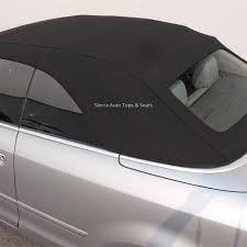 2003 2009 audi a4 convertible top black german a5