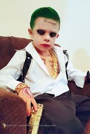 25 Child Halloween Costumes Ideas Creative 25 Kids Joker Costume Ideas Boys Joker