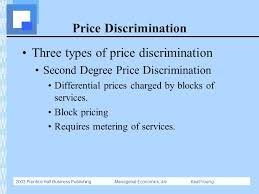 types and prices special pricing policies ppt