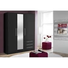 cdiscount armoire chambre armoire chambre bois noir achat vente armoire chambre bois