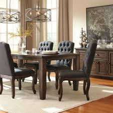 trudell d658 35 dining room set 2 by ashley furniture