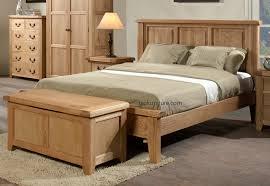 Teak Bed Made To Order Panel Design Bed In Teak Wood