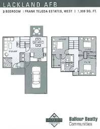 Minot Afb Housing Floor Plans Lackland Afb Family Housing