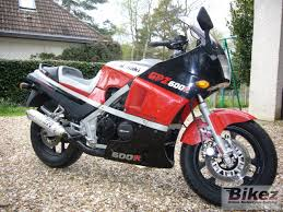 review of kawasaki gpz 750 r 1985 pictures live photos