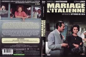 mariage ã l italienne jaquette dvd de mariage à l italienne cinéma