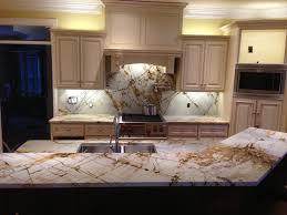 kitchen ideas with quartzite backsplash metal vent hoods designs
