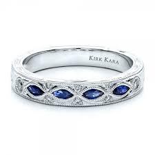 sapphire wedding ring sapphire wedding ring sapphire wedding band with matching