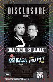 new city gas montreal halloween sunday july 31st osheaga afterparty w disclosure dj set