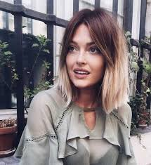 fine hair ombre charming short haircuts for fine hair short hairstyles 2016