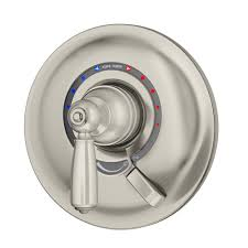 Home Depot Bathroom Shower Fixtures by Symmons Allura Shower Valve S 4700 Stn The Home Depot