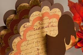 thanksgiving paper turkey crafts ye craft ideas