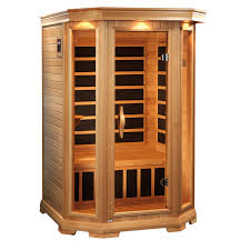 infrared sauna 2 person radiant sauna 2 person hemlock infrared