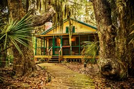 St Simons Cottage Rentals by The Lodge On Little St Simons Island Golden Isles Georgia