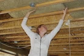 Sound Insulation Basement Ceiling by Basement Ceiling Sound Insulation Rooms