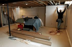 diy basement remodel for basement exposed channel jeffsbakery