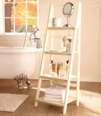 Bathroom Ladder Linen Tower Hawthorne Bathroom Wood Ladder Linen Tower White Walmart Com
