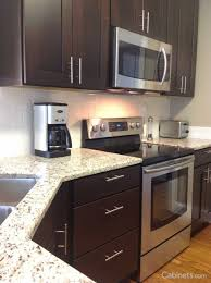 Espresso Cabinets Kitchen Shaker Kitchen Cabinets Is A Timeless Choice For Your Kitchen The