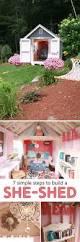 Backyard Office Plans Best 20 Craft Shed Ideas On Pinterest She Sheds Little By