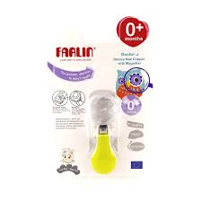 doctor j deluxe nail clipper with magnifier mummybebe