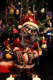 santa corpse ornament decoration