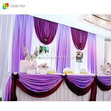 wedding backdrop material products shenzhen ida decor supplies co ltd