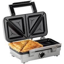 Dualit Sandwich Toaster Buy Cuisinart Grsm1u Deep Filled Sandwich Maker John Lewis