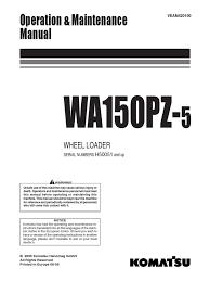 komatsu wa150 safety electronics