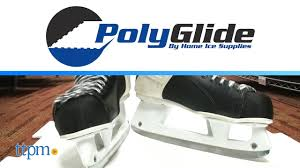 polyglide synthetic ice from polyglide youtube