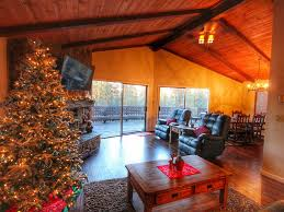 a view above the pines at pine mountain lake vrbo