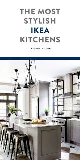 the 25 best ikea kitchens ideas on pinterest ikea kitchen ikea kitchens you ll want to mimic immediately