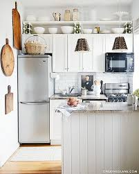 25 absolutely beautiful small kitchens mydomaine