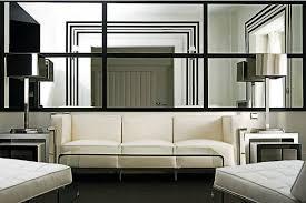 wandspiegel wohnzimmer der moderne wandspiegel die beste dekoration für die wohnung