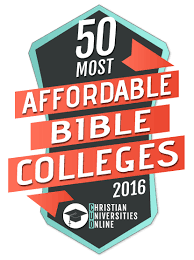 Bible College Acceptance Letter 50 most affordable bible colleges christian universities