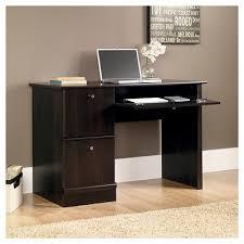 Narrow Computer Desk With Hutch Computer Desk Desks Target