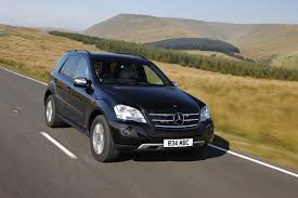mercedes benz m class hatchback 2005 2011 driving