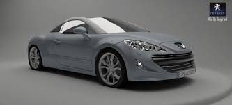 peugeot rcz black peugeot rcz 2010 by siegfried ukr on deviantart