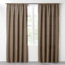 Contemporary Blackout Curtains Colorful Modern Curtains And Drapes Cb2