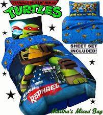 Ninja Turtle Bedding Boys Games Kids U0026 Teens Bedding Sets Ebay