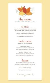 25 thanksgiving menu templates free sle exle format