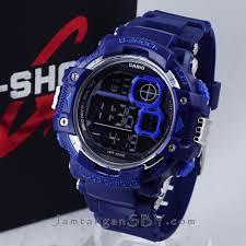 Jam Tangan G Shock jual g shock digital dw 46 biru kw jamtangansby
