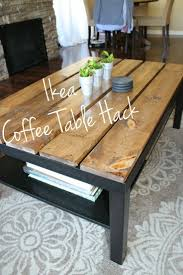coffee table acrylicee table ikea standing desk hack sets