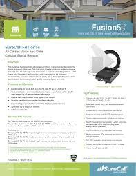 surecall fusion5s