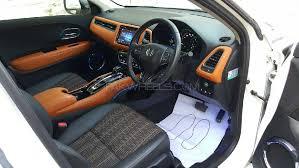 Honda Vezel Interior Pics Used Honda Vezel Hybrid Z Honda Sensing 2014 U2013 Alwaris Traders