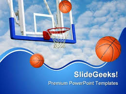 basketball powerpoint template download basketball game