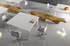 Square Boardroom Table Line Square Table Desks International Your Space Our