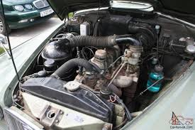 p4 80 saloon two tone green 2286cc engine