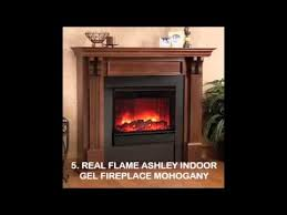 Real Flame Electric Fireplaces Gel Burn Fireplaces Top 10 Ventless Gel Fuel Fireplace Review Youtube