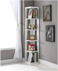 Corner Bookcase With Doors by Bookcase 44 Beautiful Corner Bookcase Photo Ideas Small Corner