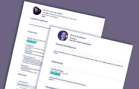 Kinzaa Resume Ingin Membuat Cv Yang Keren Lihat 5 Situs Ini Jatim Times Tekno