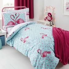 Dunelm Mill Duvet Covers Flamingo Fever Duvet Cover And Pillowcase Set Dunelm